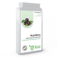 Acai Berry 1000mg x 120 Vegetarian Capsules